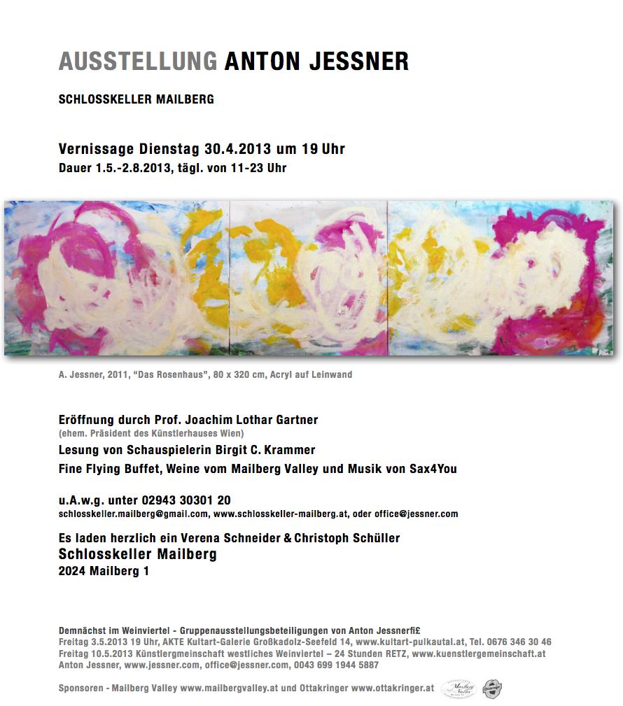 Anton Jessner Mailberg